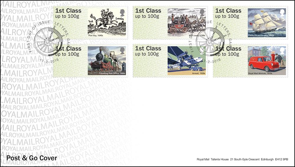royal mail heritage transport uk 2016