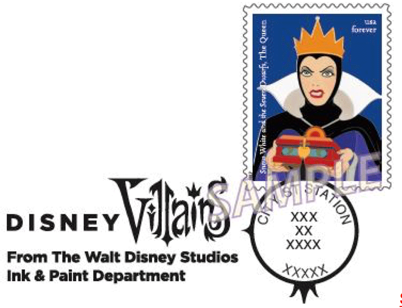 The Special Postmark Measures 300 X 127