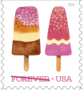 FDOI Frozen Treats Stamps USPS Stamp Fulfillment Services 8300 NE Underground Drive Suite 300 Kansas City MO 64144 9900