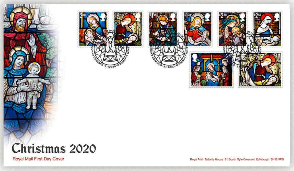 The Art Of A Royal Christmas 2020, Mrs Minerva UK 2020 | virtualstampclub.com